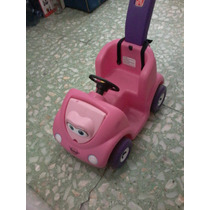 Carrito Montable Step2 Rosa
