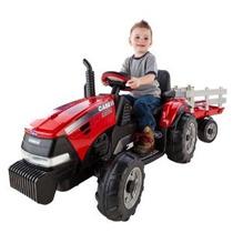 Peg Perego Case Ih Magnum Tractor / Remolque