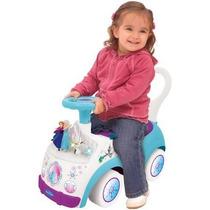 Carrito Infantil Disney Frozen Con Luces