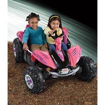 Power Wheels Racer Camo Duna Rosa