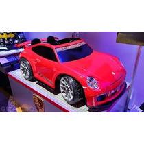 Carrito Camioneta Electrica Montanble Porsche 12 Voltios