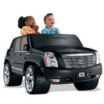 Escalade Cadillac Electrica Troca Niños Power Wheels Juguete