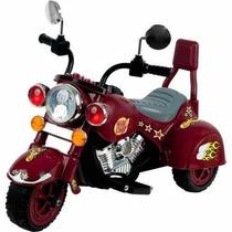 Moto Lil Rider - Maroon Marauder 3 Wheeler