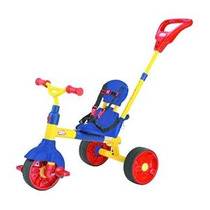 Little Tikes Aprenda A Pedal 3-en-1 Trike Ride On