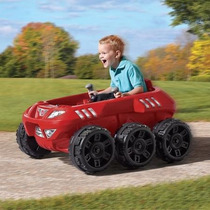 Carrito Carro Electrico Step2 Giros De 360 Grados