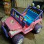 Jeep Barbie Power Wheels, Buenas Condiciones