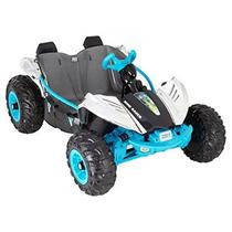 Chrome Fisher-price Power Wheels Racer Duna