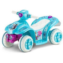 Moto Electrica Infantil Disney Frozen Exclusiva