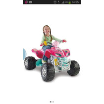 Moto Barbie Kawasaki Monster Traction