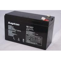 Batería Recargable Carro Electrico Kapton Sb-1207 12v 7a