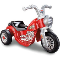 Moto Fisher-price Power Wheels Harley-davidson 6-volt Batery