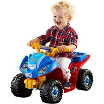 Quad Power Wheels Nickelodeon Paw Patrulla Lil
