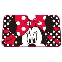 Disney Dot Minnie Mouse Parabrisas Delantero Del Coche Paras