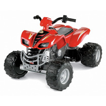 Moto Monster Power Wheels Kawasaki Kfx Niños Pm0