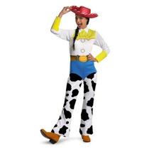 De La Mujer Disfraz Disney Pixar Toy Story Y Más Allá Jessie