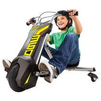 Nuevo Triciclo Scooter Eléctrico Razor Power Rider Bateria