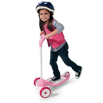Patín Scooter Radio Flyer Pink Mi Primer Scooter