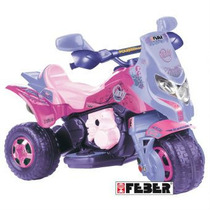 Montable Trimoto Candy Feber Rosa