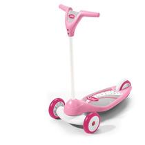 Scooter Patin Infantil Radio Flyer Pink 3 Ruedas Niñas Hm4