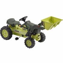 Tractor De Pedales Pala Retroescavadora Montable