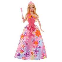 Barbie Y El Secreto Puerta Princesa Alexa Doll Cantando