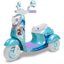 Triciclo Electrico Infantil Disney Frozen