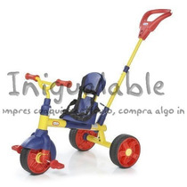 Triciclo 3 En 1 Little Tikes