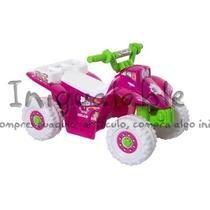 Moto Rosa De Hello Kitty 6 Voltios