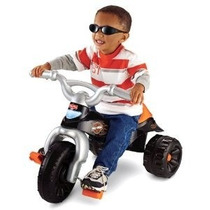 Fisher Price Harley-davidson Motorcycles Triciclo Moto