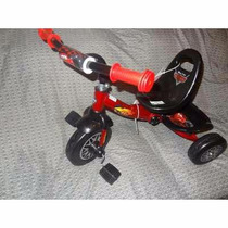 Triciclo Huffy Disney Cars Rayo Mc Queen