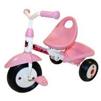 Kiddi-o Por Kettler Ladybuggy Fold N Ride Triciclo