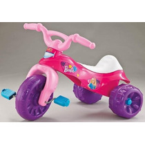 Triciclo Fisher-price Barbie Tough Trike