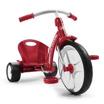 Triciclo Para Niños Radio Flyer De Llanta Grande Con Asiento