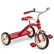 Triciclo Radio Flyer 34b 10 Niños Paseo Juguete Pm0
