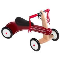 Triciclo Niños Paseo Juguete Radio Flyer Pm0