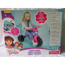 Super Triciclo Dora La Exploradora Fisher Price Original