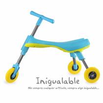 Triciclo Para Niño Sin Pedales Fly Bike Azul