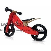 Bicicleta Y Triciclo 2 En 1 Para Niños Kinderfeets Rojo