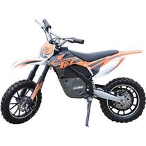 Scooter Electrico Mototec Motocross 24 Volts Niños Veloz 500