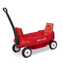Vagon Pathfinder Para Niños Rojo 2 En 1 Marca Radio Flyer