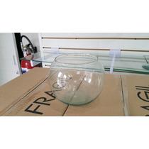 Pecera De Cristal # 6 Ideal Para Decoracion (15cmx11.5cm)