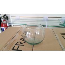 Pecera De Cristal # 5 Ideal Para Decoracion (12.5cmx10cm)