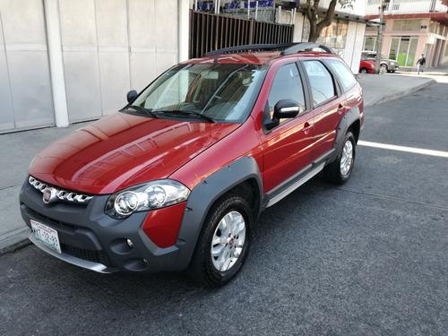 Vendo Fiat Palio Adventure Seminueva, Fac. Agencia