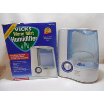 Humidificador De Aire Tibio 12-24hrs 1gallon E970