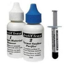 Arctic Silver 5 Compuesto Térmico De 3,5 Gramos Con Kit Arct