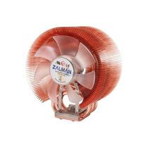 Disipador De Cpu Zalman Led Aluminum/copper Cpu Cooling Fan