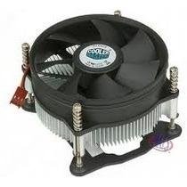 Ventilador Disipador Cpu Cooler Master Intel 1155/1156 Nuevo