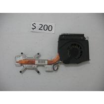 Disipador De Calor Y Ventilador Compaq Presario F700