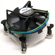 Disipador Intel Para Procesador Lga 775 Con Pasta Térmica