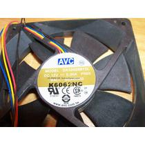Ventilador Avc Modelo Da12025b12l De Dc 12v A 0.30a